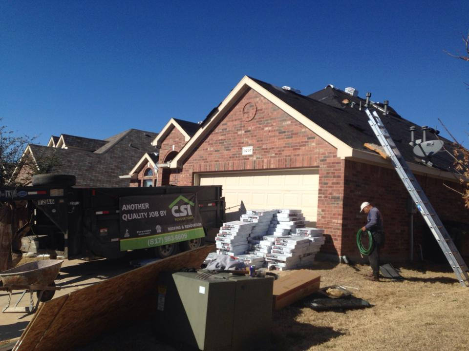 Residential Roofer Csi Roofing Company Ft Worth Tx