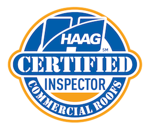 HAAG Certified Roofer logo