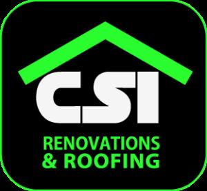 CSI Commercial Roofers logo