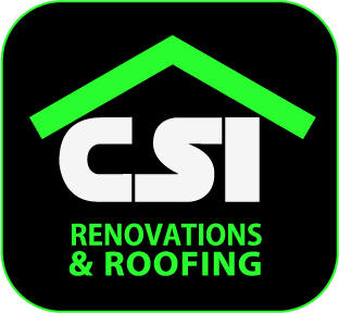 CSI Commercial Roofers logo