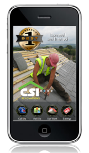 CSI Roofing and Renovations phone