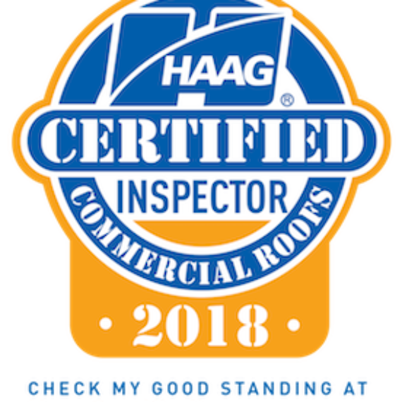 HAAG Commercial Roofing Inspector Texas