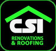 CSI roofers logo