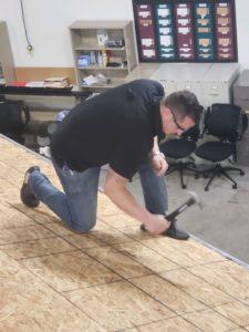 Roof improvement training