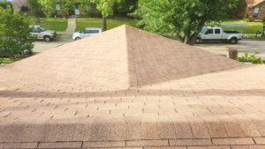 Mesquite TX roof
